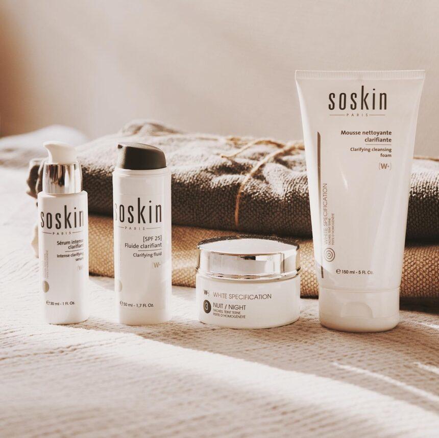 produits de soins Soskin