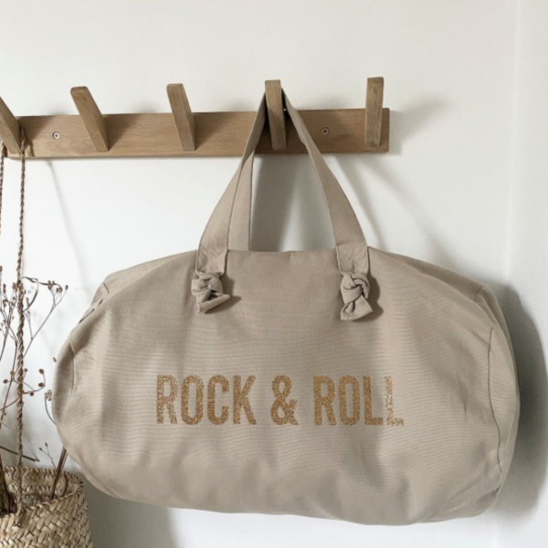 Sac Polochon Rock & Roll